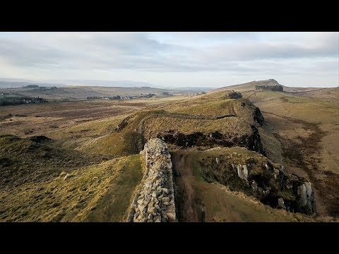 Why you need to visit Hadrian's Wall!