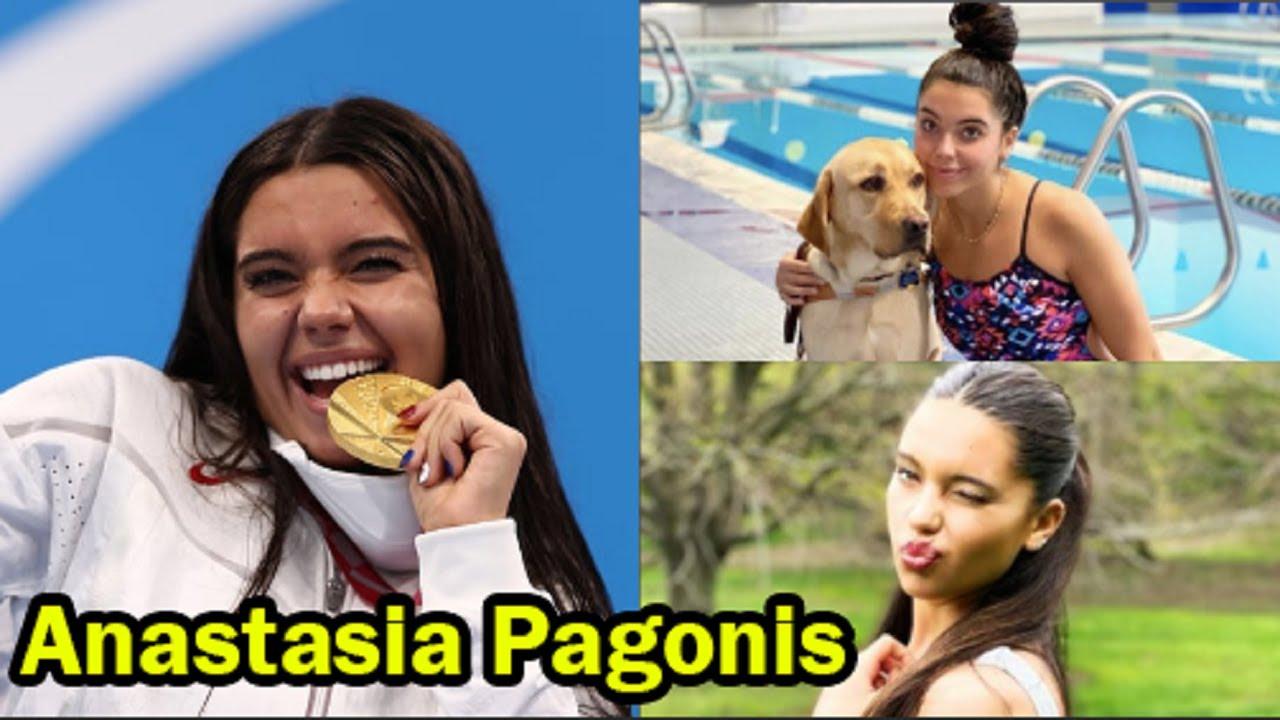 Long Island's Anastasia Pagonis Wins Gold At Tokyo Paralympics