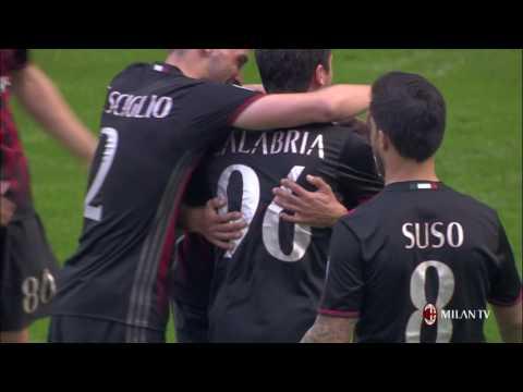 Highlights AC Milan-US Palermo 9th April...