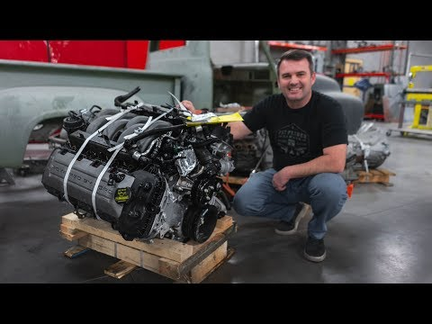 Coyote Swap Engines - HOW & WHERE TO BUY