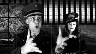DIE KRUPPS - Nazis Auf Speed (Official Music Video) [HD]