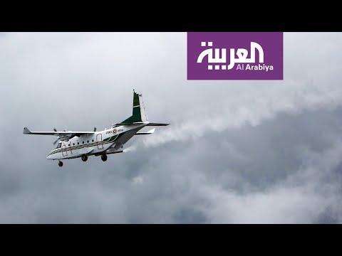 نشرة الرابعة | السعودية تبدأ تجارب الاستمطار الصناعي في المنطقة الجنوبية الغربية.  - 17:59-2020 / 2 / 12