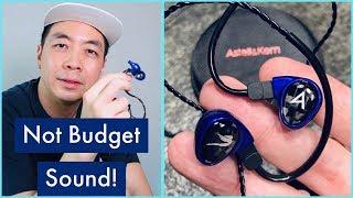Astell & Kern Billie Jean - Not budget sound!