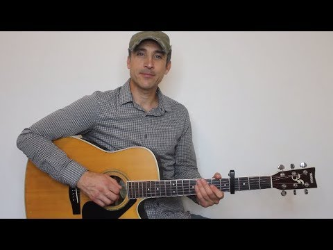 Run Wild Horses - Aaron Watson - Guitar Lesson | Tutorial