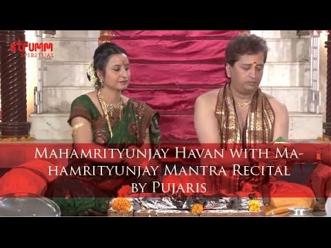 Mahamrityunjay Havan with Mahamrityunjay Mantra Recital by Pujaris