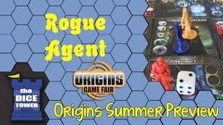 Origins Summer Preview: Rogue Agent