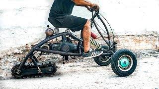 Moto-Tanque