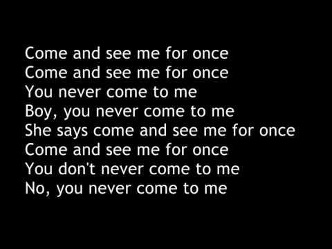 William Singe - Come & See Me (Lyrics)