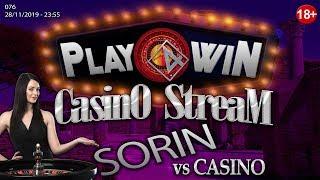 JUCĂM CASINO nr:076 /Sorin vs Casino / Casino Romania / DETALII IN DESCRIERE↓