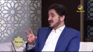 د. عدنان إبراهيم يوضح على حكم شرب المشروبات الغازية