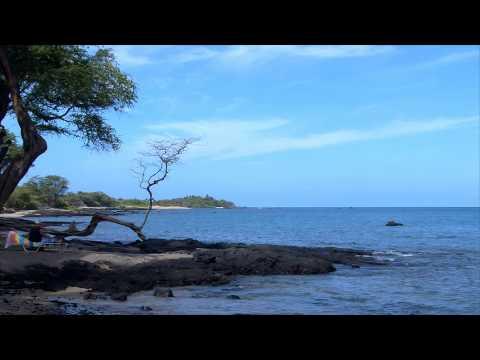 """anaeho'omalu-beach-(""""a""""-beach),-hawaii:-chillaxin'"""