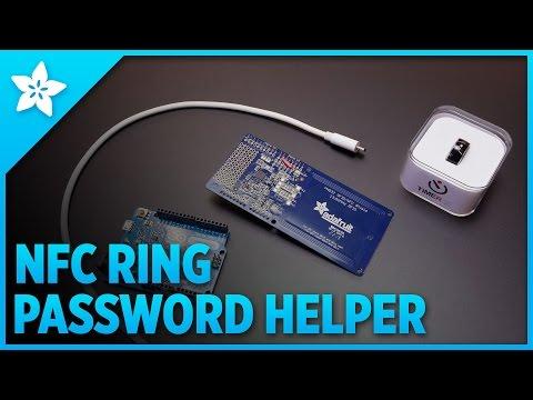 NFC Ring Password Helper