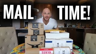 Mail Time!!! || Johnny Sins Vlog #58 || SinsTV