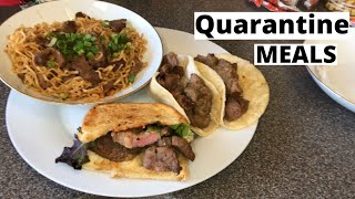 Cooking in Quarantine! How to Cook and eat good while in Quarantine