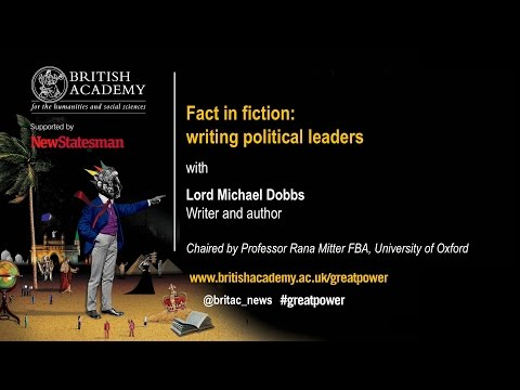 Fact in fiction: writing political leaders