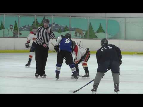 11 19 17 TVBD HS D2 vs Cupertino Cougars 1st Period