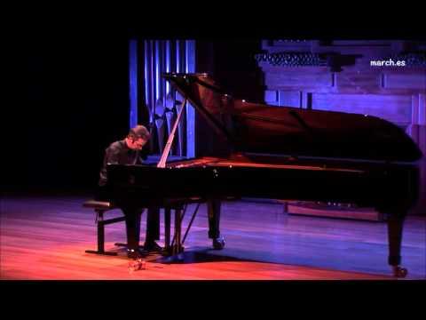 Andrea Bacchetti en Madrid  -  Suites de Bach