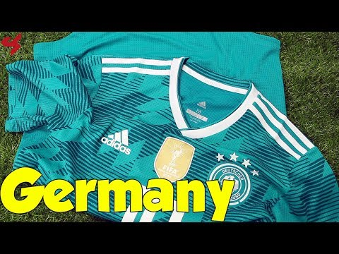 World Cup 2018 Adidas Away Germany Özil Jersey Unboxing + Review From Subside Sports