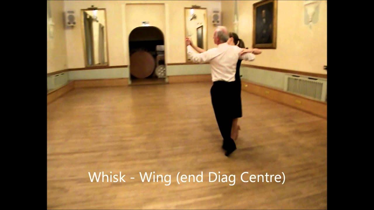 Catherine Waltz Sequence Dance Walkthrough Youtube Steps Diagram