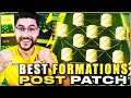 Gambar cover FIFA 22 AFTER PATCH BEST FORMATIONS TUTORIAL / 3-5-2 BEST CUSTOM TACTICS & PLAYER INSTRUCTIONS