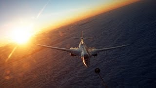 Tu-160 avion supersonic nucleaire