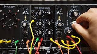 BEHRINGER 921 VCO MEETS ORPHO | EURORACK MODULAR