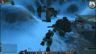 Get to the Airfield Quest - World of Warcraft