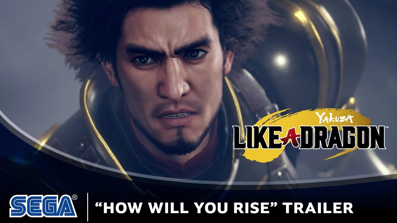 Yakuza: Like a Dragon | How Will You Rise?