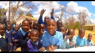 Patagonia Compassion - Sorpresiva reacción de niños frente a GoPro (Makueni, Kenia)