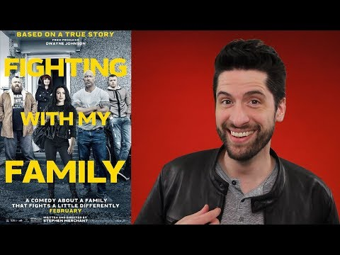 Fighting With My Family – Movie Review