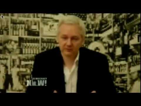 Julian Assange on the Surveillance State, Wikileaks, Bradley Manning, Cypherpunks