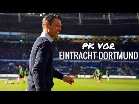 Niko Kovac über BVB und vermeintliche Experten | PK vor SGE-BVB