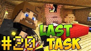 Minecraft LastTask 2 #20 - ИНТЕРЬЕР ДОМА ЕВГЕХИ НА ДИКОМ ЗАПАДЕ