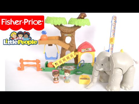 Little People Big Animal Zoo from Fisher-Price