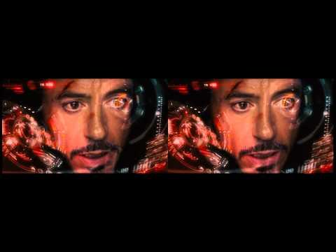 Aveng-movie clip 3D sbs 1080
