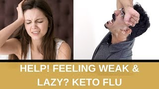 How To Get Rid of The Keto Flu?