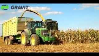 Zbiór Kukurydzy 2015 ! Usługi rolnicze Gravit