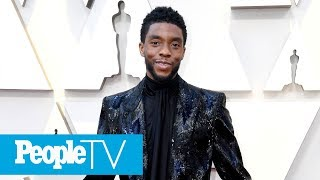 Chadwick Boseman To Play First African Samurai In New Movie | PeopleTV