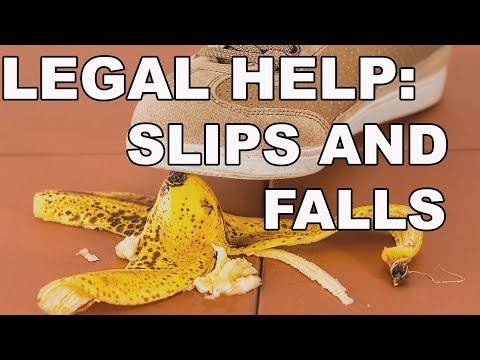 Do I Have a Slip and Fall Case? | Fontana Personal Injury Attorney