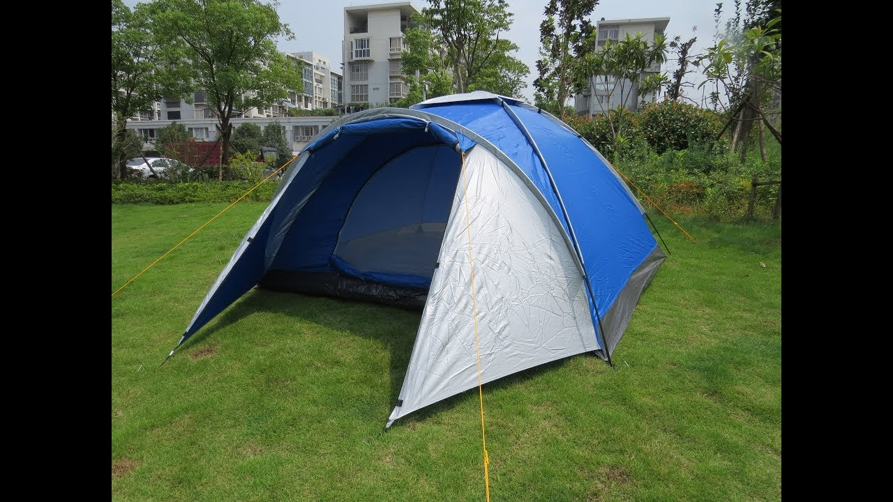 3 Man Tent With Porch Amp Single Layers 3 Man Dome C Amp Ing