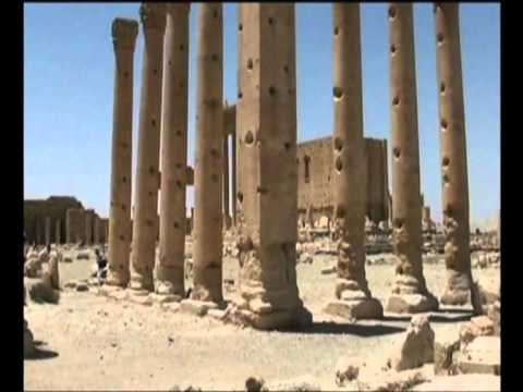 Syria. Palmyra. Królestwo Zenobii. Palmyra - the kingdom of Zenobiaتدمر‎