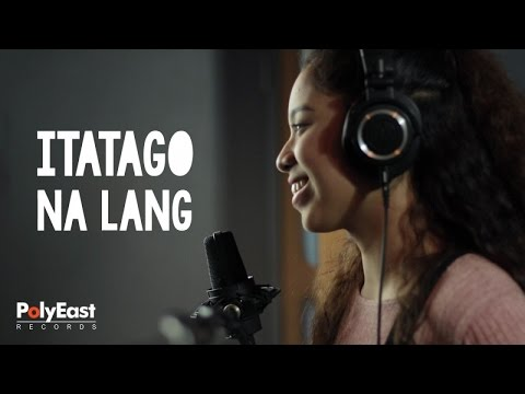 Sassa - Itatago Na Lang - (Official Lyric Video)