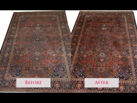 Oriental Area Rug Cleaning Services | Carpet Rug Cleaning Services