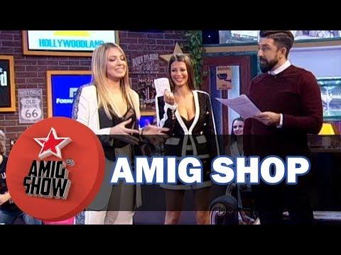 AmiG Shop - Milica Todorović (Ami G Show S11)