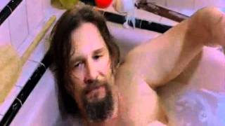 The Big Lebowski - Bathtub / Nihilists scene