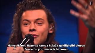 One Direction - London Session (Part 3) - Türkçe Altyazılı