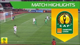 WAC Casablanca vs ZESCO United | Orange CAF Champions League 2016