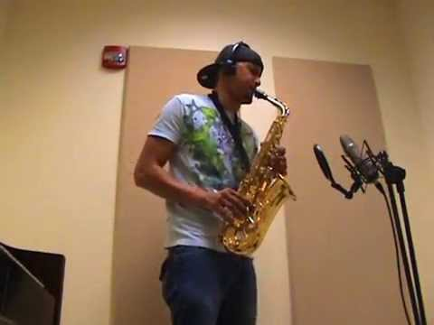Avicii - Hey Brother - Alto Saxophone by charlez360
