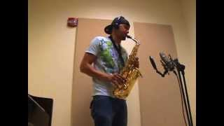 Avicii - Hey Brother - Alto Saxophone by charlez360