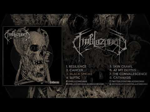 EMBLAZONED - CATHARSIS (OFFICIAL ALBUM STREAM 2017)